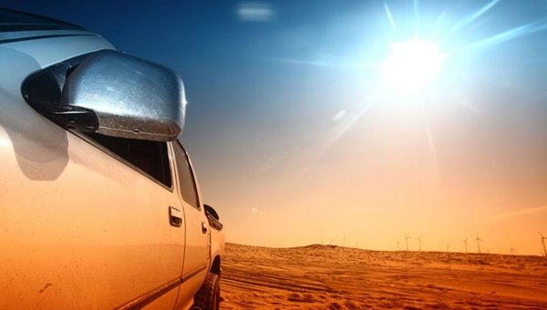 """Đỗ xe giữa trời nắng nóng, ô tô thiệt hại kinh khủng"""" thế nào?-3"""