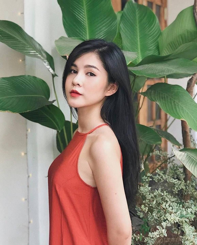 Nhan sắc MC Vũ Thu Hoài - người mới của thiếu gia Tuấn Hải-8