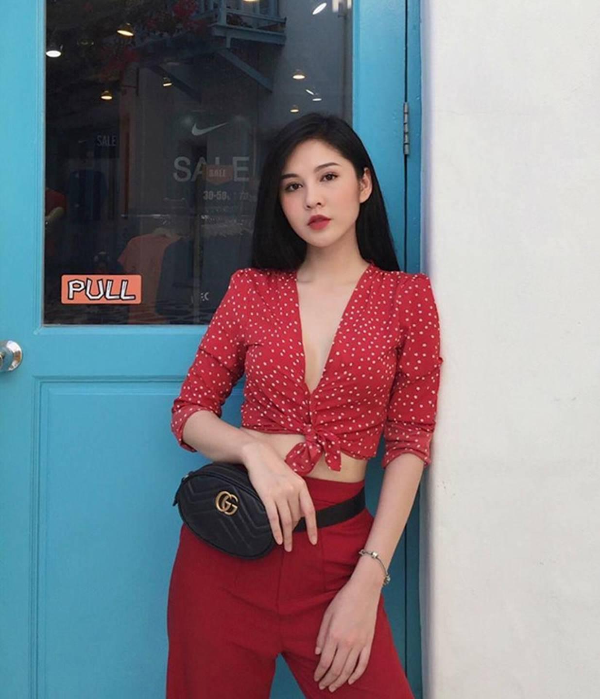 Nhan sắc MC Vũ Thu Hoài - người mới của thiếu gia Tuấn Hải-10