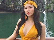 Nhan sắc MC Vũ Thu Hoài - 'người mới' của thiếu gia Tuấn Hải