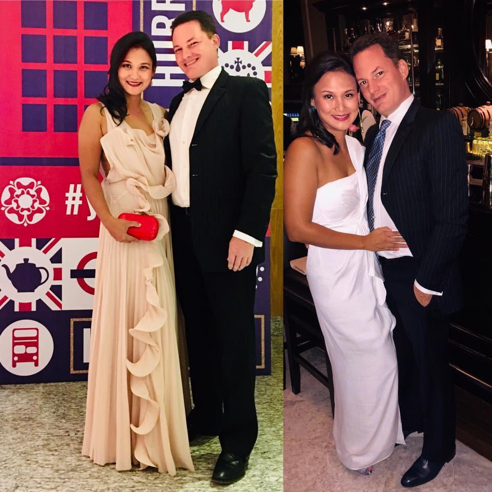 Chồng cũ Hồng Nhung xuất hiện tình tứ bên người mới, nhưng mọi chú ý lại dồn vào vòng bụng đã to trông thấy của cô vợ xinh đẹp-2