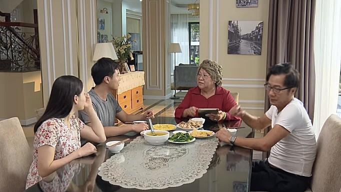 Nàng dâu order: Cứ tưởng phim sắp nhạt thì lại xuất hiện câu nói siêu mặn của bà nội, nghe xong cấm cười!-1