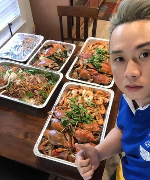 Hóa ra showbiz Việt có một soái ca đẹp trai, hát hay lại còn nấu ăn như siêu đầu bếp-10
