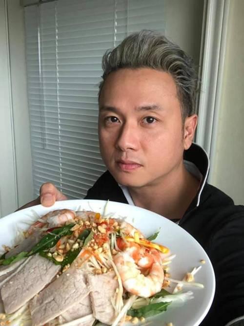 Hóa ra showbiz Việt có một soái ca đẹp trai, hát hay lại còn nấu ăn như siêu đầu bếp-8