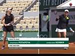 """Xuất hiện nữ thần"""" tennis 17 tuổi 1m85 đẹp như hoa hậu: Tiếc nuối Roland Garros-5"""