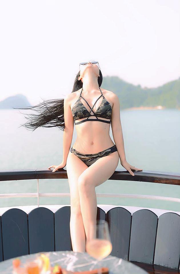 Thanh Hương Lan cave liên tục tung ảnh bikini nóng bỏng từng centimet-2