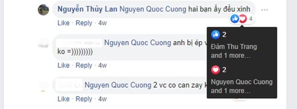 Hóa ra chuyện Đàm Thu Trang mang bầu đã được Cường Đô La xác nhận từ lâu rồi đây này-3