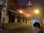Hà Nội: Cháy tầng hầm chung cư cao cấp Hapulico, hàng trăm người hốt hoảng bỏ chạy-3