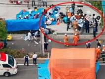 Ít nhất 19 người bị thương, trong đó có 8 em học sinh trong vụ đâm dao điên cuồng tại trạm xe buýt