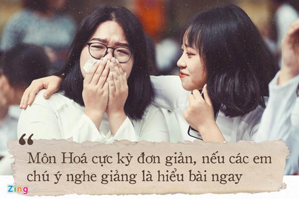 Môn Hoá dễ lắm và những câu nói quen thuộc cộp mác thầy cô-2