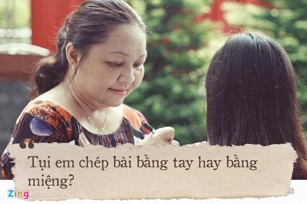 Môn Hoá dễ lắm và những câu nói quen thuộc cộp mác thầy cô-3