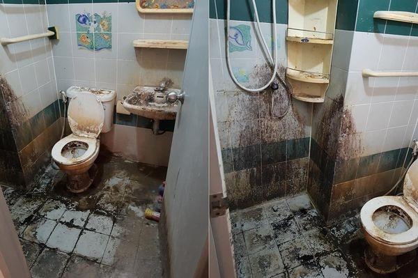 Trả nhà sau 9 năm đi thuê, chủ nhà chết đứng khi chứng kiến cảnh tượng bên trong-2