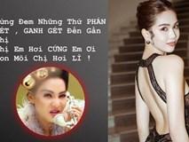 Ngọc Trinh mượn lời bài hát của Thu Minh đáp trả antifan cực gắt, mỗi tội... lại sai chính tả