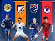 Phát sóng trực tiếp King's Cup 2019, 'siêu kinh điển' ĐT Việt Nam vs Thái Lan trên VTC1, VOV1, VOV2