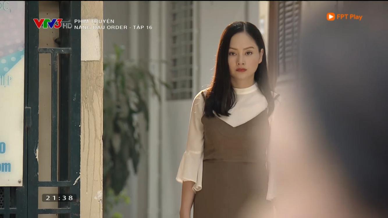 Nàng dâu order tập 16: Lan Phương bị bố ruột đuổi đi vì quá thất vọng-2