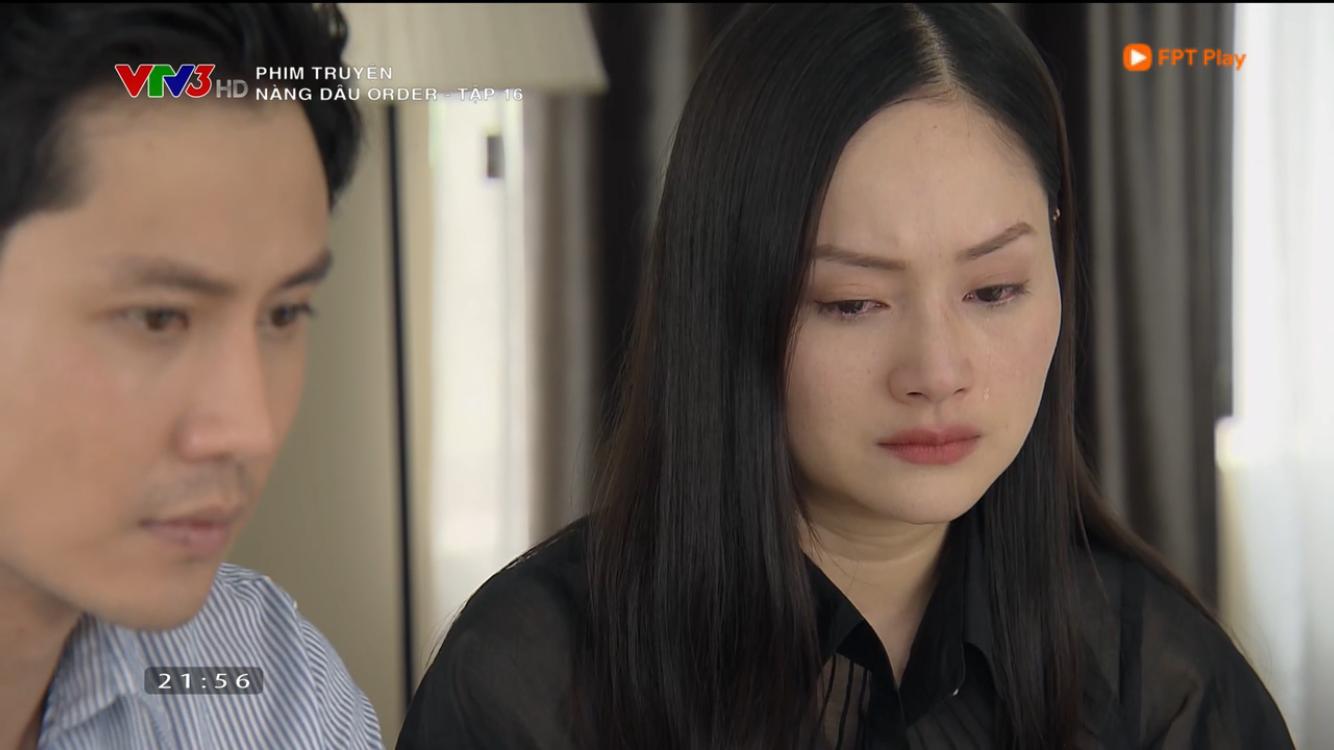 Nàng dâu order tập 16: Lan Phương bị bố ruột đuổi đi vì quá thất vọng-4