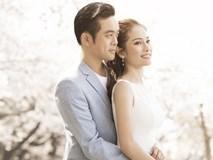 Ảnh cưới đẹp như phim chụp tại Hàn Quốc của Dương Khắc Linh và vợ trẻ kém 13 tuổi
