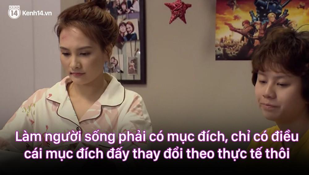 12 màn lộng ngôn, chửi như hát hay của rapper Bảo Thanh trong Về Nhà Đi Con: Tiện đường cũng không đi với tiện nhân!-15