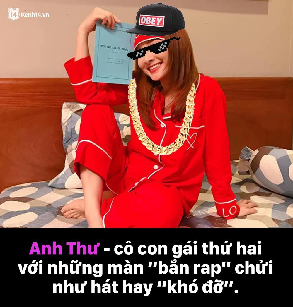 12 màn lộng ngôn, chửi như hát hay của rapper Bảo Thanh trong Về Nhà Đi Con: Tiện đường cũng không đi với tiện nhân!-2