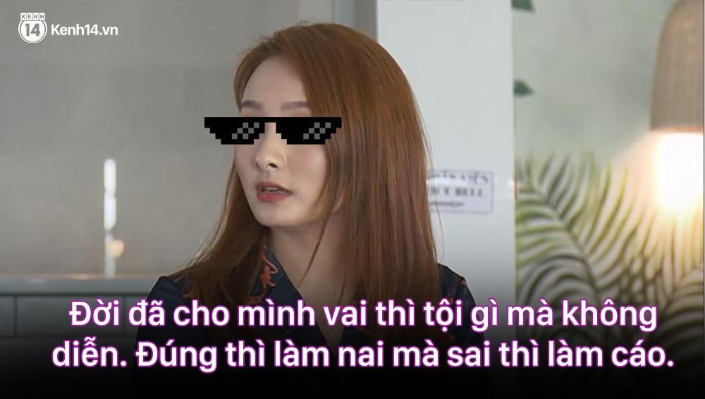 12 màn lộng ngôn, chửi như hát hay của rapper Bảo Thanh trong Về Nhà Đi Con: Tiện đường cũng không đi với tiện nhân!-3