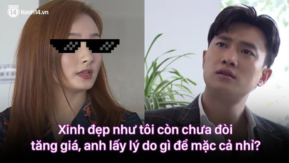 12 màn lộng ngôn, chửi như hát hay của rapper Bảo Thanh trong Về Nhà Đi Con: Tiện đường cũng không đi với tiện nhân!-5