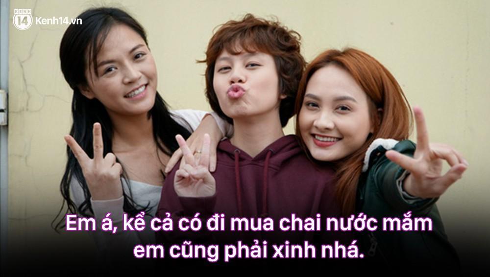 12 màn lộng ngôn, chửi như hát hay của rapper Bảo Thanh trong Về Nhà Đi Con: Tiện đường cũng không đi với tiện nhân!-9