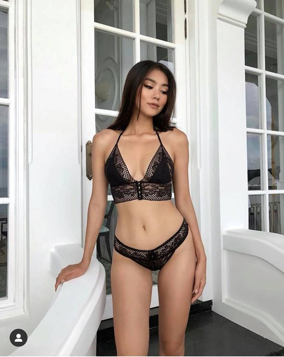 Đây là thiên thần nội y xinh đẹp xuất sắc nhất hội tiểu thư con nhà giàu Việt-1