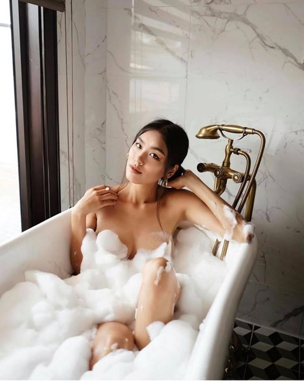 Đây là thiên thần nội y xinh đẹp xuất sắc nhất hội tiểu thư con nhà giàu Việt-3