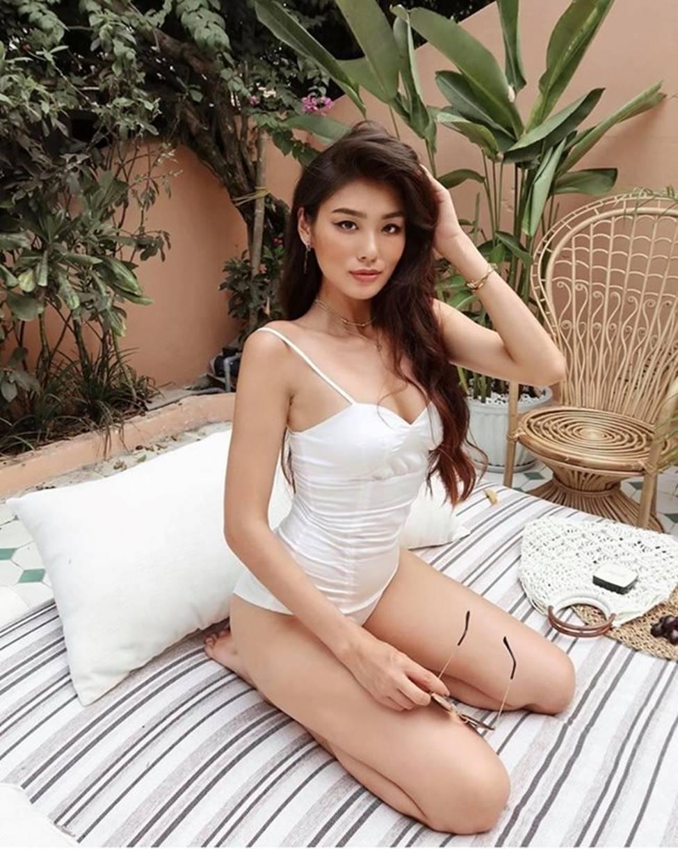 Đây là thiên thần nội y xinh đẹp xuất sắc nhất hội tiểu thư con nhà giàu Việt-8