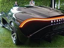 Cận cảnh 'siêu xe' đắt nhất thế giới Bugatti La Voiture Noire, trị giá 435 tỷ đồng