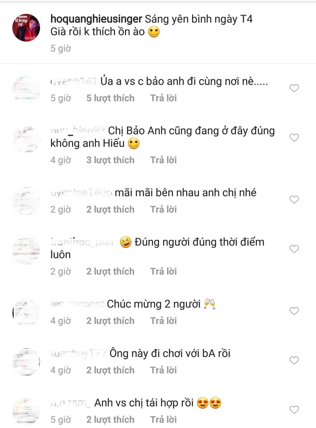 Mặc Bảo Anh ra sức phủ nhận, Hồ Quang Hiếu vẫn liên tục tung bằng chứng chứng minh hai người đang ở cùng nhau-5