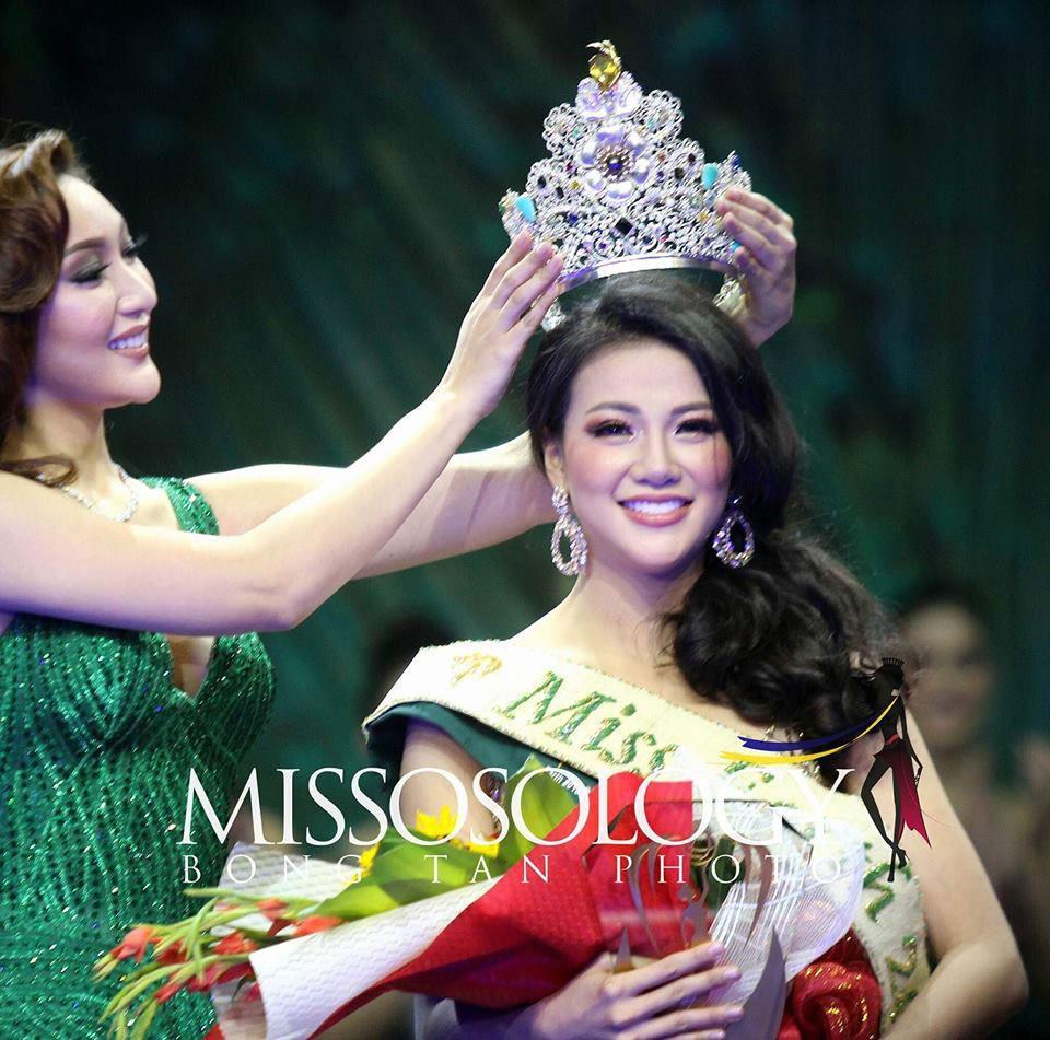Mâu Thủy vạch trần sự thật chuyện mất suất thi Miss Earth, ám chỉ Phương Khánh chi bạo đi thi-1