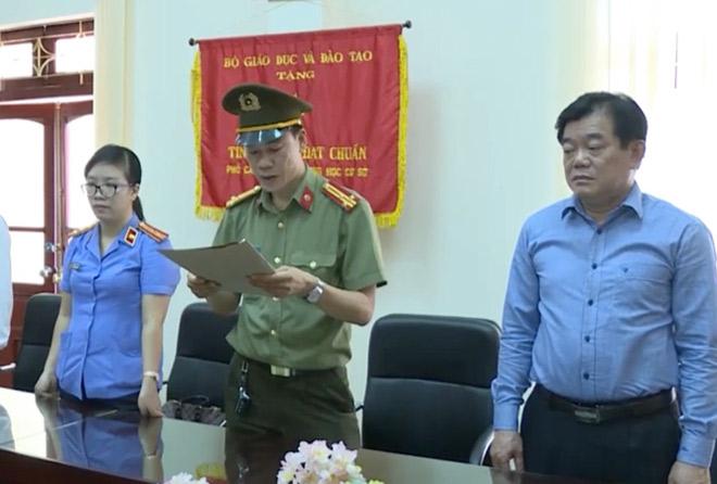 Vụ gian lận điểm thi THPT ở Sơn La: Bí ẩn thí sinh N.H.P.-1