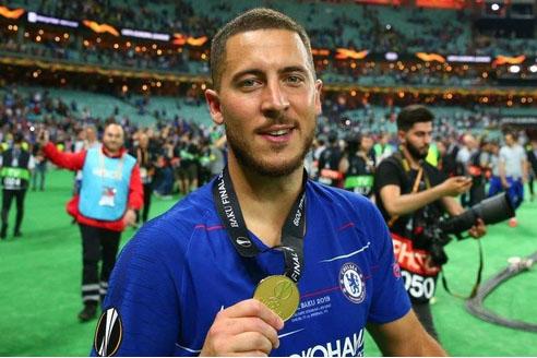 Chelsea vô địch và lời chia tay trọn vẹn của Eden Hazard-1
