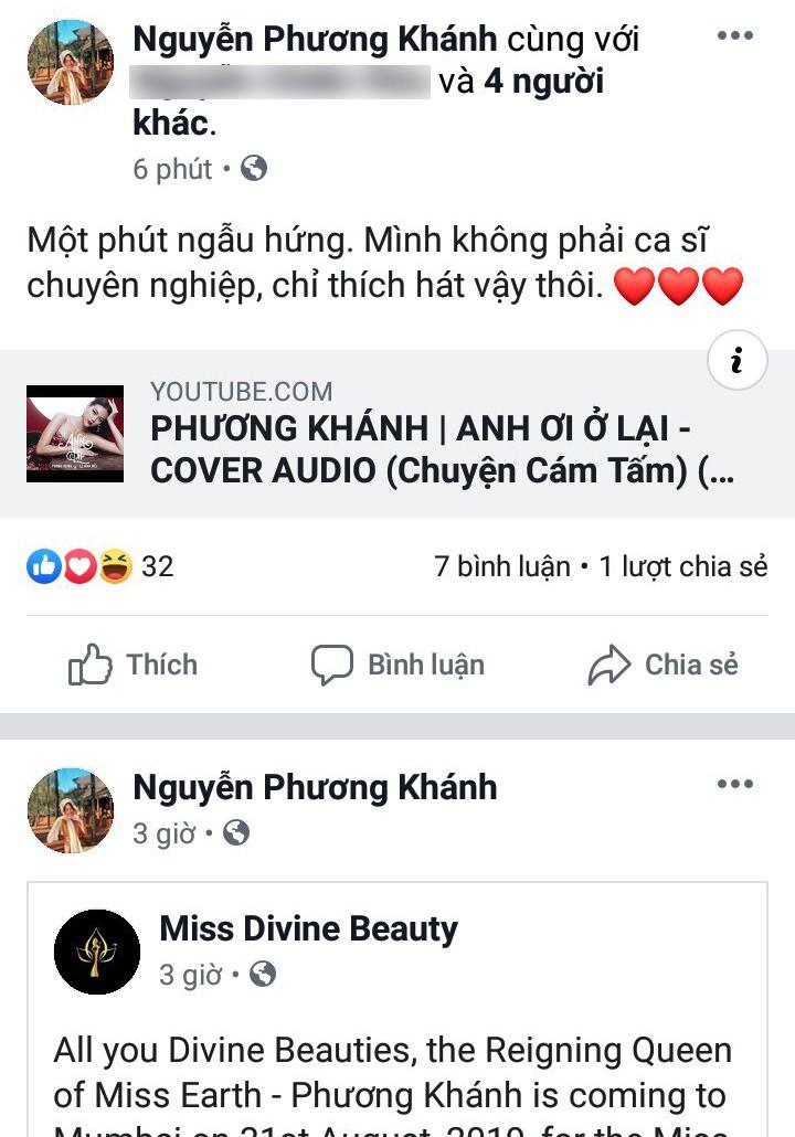 Động thái bất ngờ của Phương Khánh khi bị Mâu Thủy ám chỉ chi hơn 5 tỷ đồng để cướp suất thi Hoa hậu Trái Đất-3