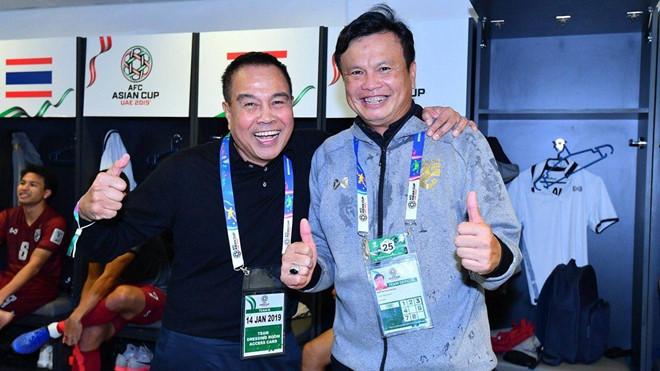 Sau Kings Cup, HLV Thái Lan có thể tiếp tục đối đầu U23 Việt Nam-1