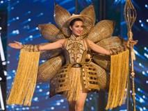Từ trước khi có cuộc thi thiết kế, phần trang phục dân tộc của đại diện Việt Nam do ai phụ trách?