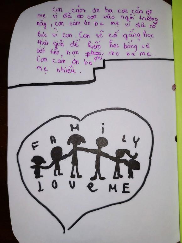 Vũ Thu Phương rơi nước mắt khi đọc thư con gái riêng của chồng viết cho dì ghẻ-3