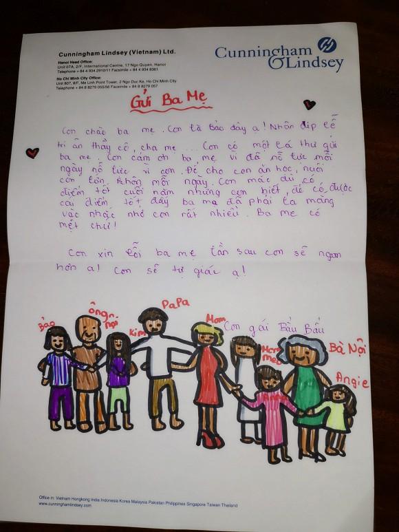 Vũ Thu Phương rơi nước mắt khi đọc thư con gái riêng của chồng viết cho dì ghẻ-4