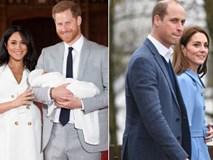 Động thái cho thấy vợ chồng Meghan và vợ chồng Kate 'không đội trời chung', cạch mặt nhau đến cùng