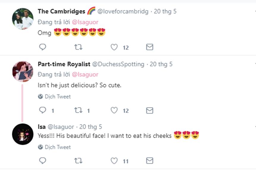 Người hâm mộ phát cuồng trước đoạn clip ngắn chưa từng công bố của Hoàng tử Louis, có thể làm tan chảy trái tim bất kỳ ai-3