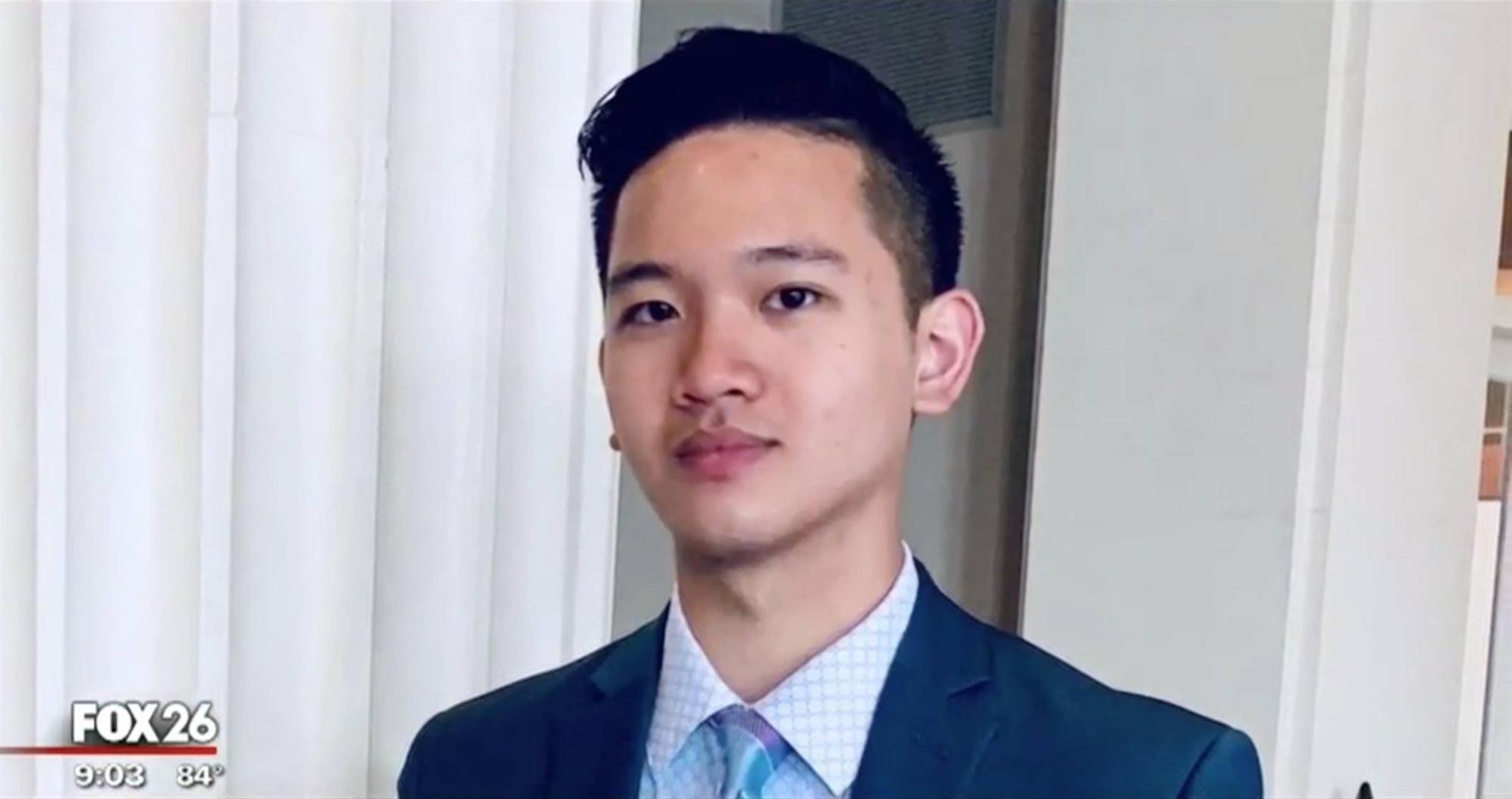 Nam sinh gốc Việt mồ côi cha, ngủ gầm cầu trúng tuyển ĐH Harvard-2