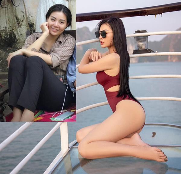 Quỳnh búp bê, Lan Cave, Bảo Thanh: 3 nữ hoàng áo tắm phim giờ vàng-7