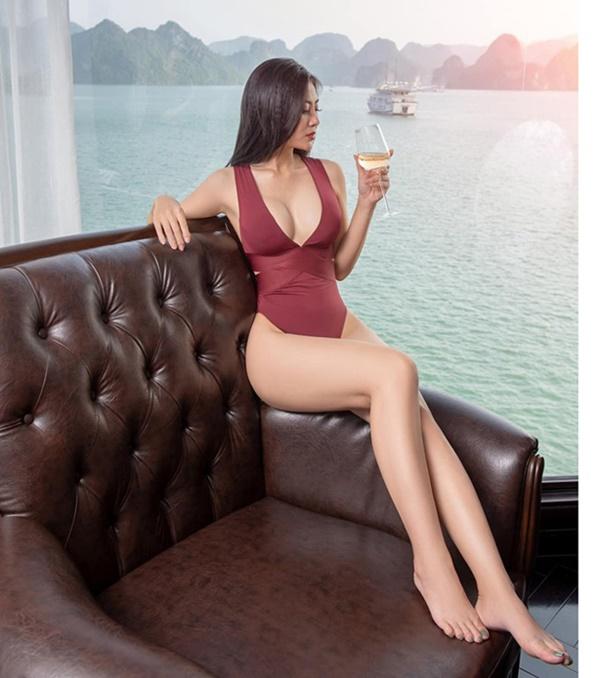 Quỳnh búp bê, Lan Cave, Bảo Thanh: 3 nữ hoàng áo tắm phim giờ vàng-9