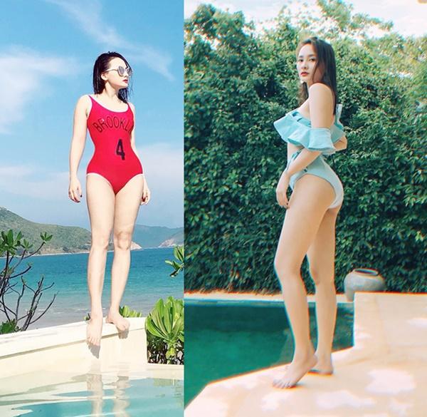 Quỳnh búp bê, Lan Cave, Bảo Thanh: 3 nữ hoàng áo tắm phim giờ vàng-13