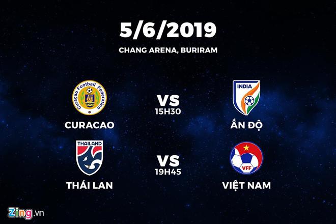 Thành Chung thay Đình Trọng dự Kings Cup cùng tuyển Việt Nam-3