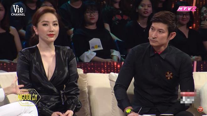 Hoa hậu Mai Phương Thúy vô tình tiết lộ đã có chồng trên truyền hình?-1