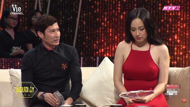 Hoa hậu Mai Phương Thúy vô tình tiết lộ đã có chồng trên truyền hình?-2