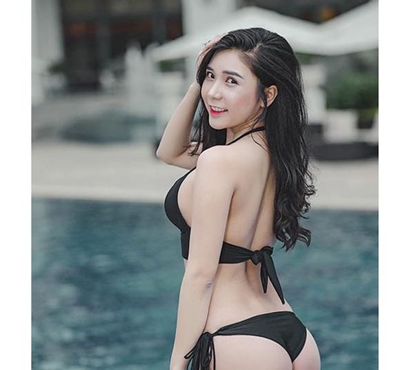 Ngắm đường cong mê người của Thanh Bi và 2 hot girl Kem Xôi-6