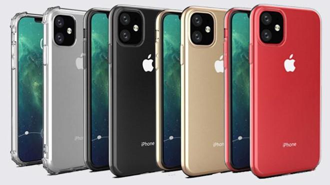 iPhone XR 2019 sẽ có thêm màu mới, camera kép-1